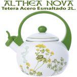 Tetera Acero Esmaltado 2 Litros Althea Nova Villeroy & Boch