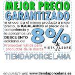 Algarve Vista Alegre Vajilla con Café 84 piezas mejor precio garantizado