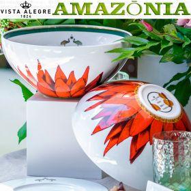 AMAZONIA Ensaladera Centro de Mesa Vista Alegre
