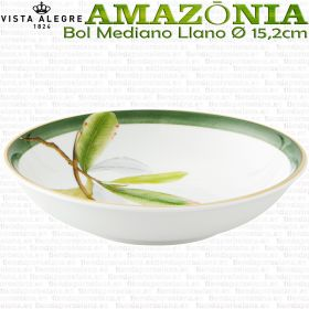 Vista Alegre AMAZONIA Cazoleta / Bol Mediano Llano Ø 15,2cm