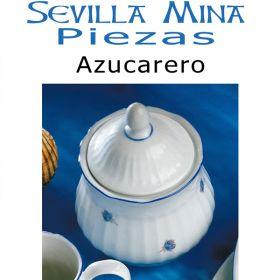 Azucarero Vajilla Santa Clara Sevilla Mina