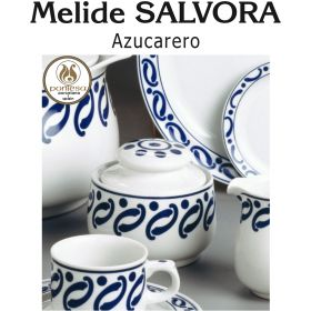 Azucarero Melide SALVORA Pontesa / Santa Clara