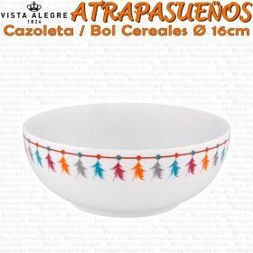 cazoleta bol cereales vista alegre atrapasuenos Pineda Covalin