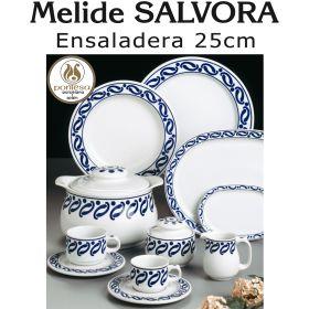 Ensaladera 25/26cm Ø Melide SALVORA Pontesa / Santa Clara