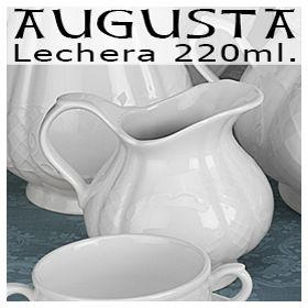 Lechera 220ml. Augusta Santa Clara Pontesa