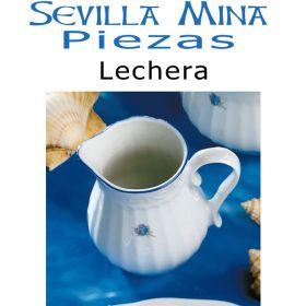 Lechera Vajilla Santa Clara Sevilla Mina