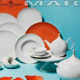 Vajilla 56-57 piezas Vista Alegre colección MAR