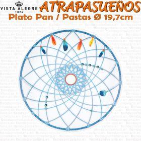 Platos de Pan - Pastas Vista Alegre ATRAPASUEÑOS