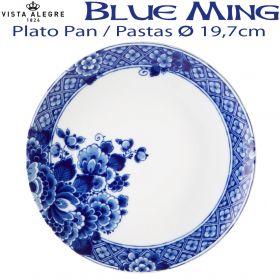Plato Pan / Pastas Vista Alegre BLUE MING 19,7 cm Ø