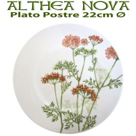 Plato Postre Ø 22cm Villeroy Boch ALTHEA NOVA Flores