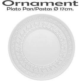 Plato Pan/Pastas 17cm Ø Vajilla Vista Alegre Ornaments Domo