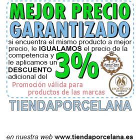 Vajilla + Juego Café 84 piezas Pontesa / Santa Clara Mallorca IRIS