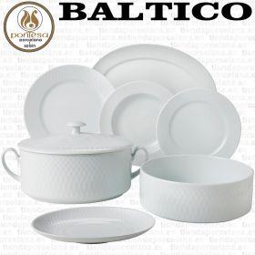 Vajilla BALTICO Porcelanas Pontesa Porcelana