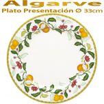Bajo Plato Presentación 33cm Vista Alegre ALGARVE
