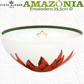 Ensaladera 25,5cm Ø AMAZONIA Vista Alegre Porcelanas colección