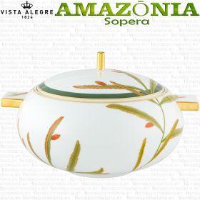 Sopera Vista Alegre colección AMAZONIA piezas sueltas vajilla porcelana