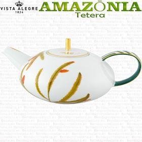 AMAZONIA Tetera Vista Alegre Juego de Té