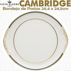 Bandeja de Pastas Vista Alegre Cambridge
