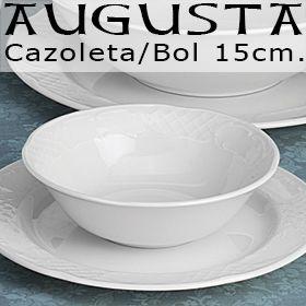 Cazoleta Bol 15 cm Augusta Pontesa
