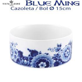 Bol Macedonia / Cereales 15cm Ø Vista Alegre BLUE MING