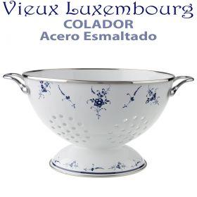 Colador de Acero Esmaltado Villeroy & Boch ALT VIEUX LUXEMBURG
