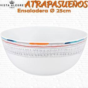 ATRAPASUEÑOS Vista Alegre Ensaladera 25 cm