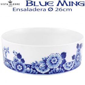 Ensaladera 26cm Ø Vista Alegre BLUE MING