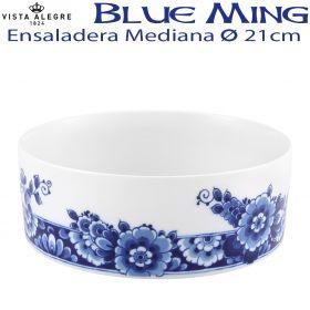 Ensaladera Mediana 21cm Ø Vista Alegre BLUE MING