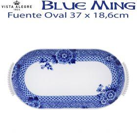 Bandeja Oval 37x18,6cm Vista Alegre BLUE MING