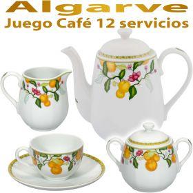 Juego Café 12 servicios (27 piezas) Vista Alegre ALGARVE