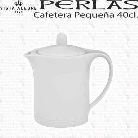 Cafetera porcelana Grande 80cl. Perla Vista Alegre - Servicio Café