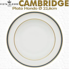 Plato Hondo Vista Alegre Cambridge