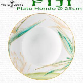 FIJI Vista Alegre Plato Hondo 25cm Ø
