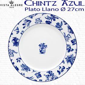 Vista Alegre CHINTZ Plato Llano 27cm