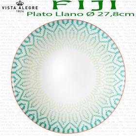 FIJI Vista Alegre Plato Llano 27,8cm Ø