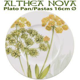 Plato Pan - Pastas 16cm Ø Villeroy Boch ALTHEA NOVA Flores