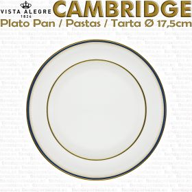 Plato Pan - Pastas - Tarta Vista Alegre Cambridge