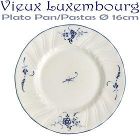 Plato Pan / Pastas / Fruta 16cm Ø Villeroy Boch ALT VIEUX LUXEMBURG
