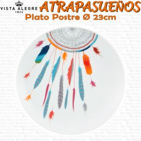 Plato Postre 23cm Vista Alegre Atrapasueños