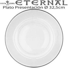 ETERNAL Vista Alegre Bajo Plato Presentación 32cm Ø