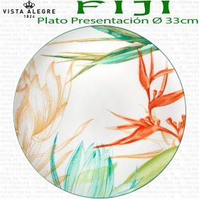 FIJI Vista Alegre Bajo Plato Presentación 33cm Ø