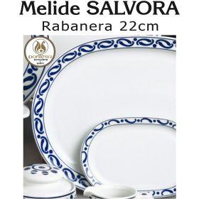 Rabanera / Fuente Oval 22cm Melide SALVORA Pontesa / Santa Clara