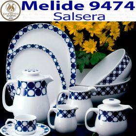 Salsera Melide 9474 Porcelanas Pontesa