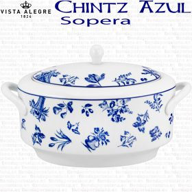 Sopera Vista Alegre CHINTZ AZUL