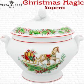 Sopera Navidad Vista Alegre CHRISTMAS MAGIC