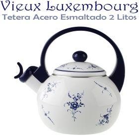 Tetera Acero Esmaltado 2 Litros Villeroy & Boch ALT VIEUX LUXEMBURG