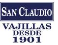 Logo Vajillas de Lozas San Claudio