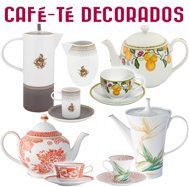 Juegos de Café y Té Decorados