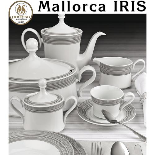 Vajillas Pontesa Santa Clara Porcelana Mallorca IRIS