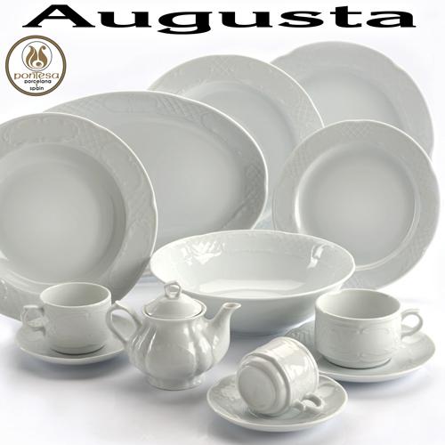 Vajillas Pontesa Santa Clara Bidasoa Porcelana Augusta servicios de mesa menaje Hogar y Hostelería